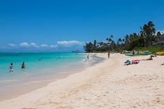 Lanikai Beach (R Hardy) Tags: hawaii oahu kailua lanikaibeach