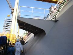DSC00639 (stage3systems) Tags: shipbuilding dsme teekay rasgas