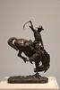 Tacoma Art Museum - Cowboy (suswann) Tags: tacomaartmuseum statue cowboy
