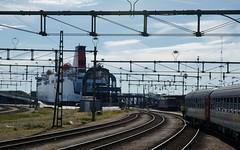 Sleeper_Trelleborg_1 (Mol_PMB) Tags: malmo berlin sleeper train ferry sassnitz trelleborg