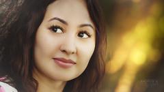 Dilara (koliru) Tags: canon 6d people portrait girl color sepia beauty tamron 90mm f28