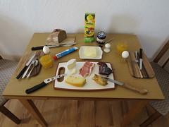 Fnftes Frhstck in unserer Ferienwohnung (multipel_bleiben) Tags: essen frhstck