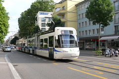 Cobra 3064 (V-Foto-Zrich) Tags: tram vbz zrilinie verkehrsbetriebe zrich cobra