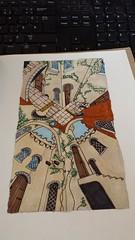 My 'interpretation' of M. C. Escher's 'Courtyard' (captcreate) Tags: mc escher courtyard captcreate marker prismacolor staedtler pigma micron pen ink art