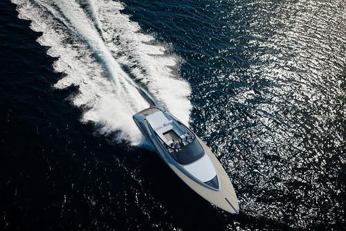 Элегантная скоростная яхта Wajer 55 от Holland Yachting Group