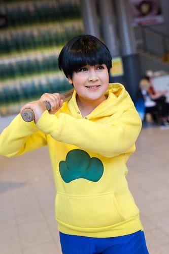 Osomatsu-san Jyushimatsu cosplay