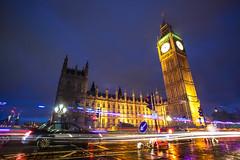 BIG BEN (Rober1000x) Tags: europa europe londres london 2016 uk england architecture arquitectura night lights tower bigben clock