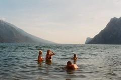 Lake Garda (Krzysztof_typ) Tags: garda italy lake asahi pentax kodak kodacolor takumar 50mm analog film