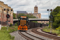 Reeling in the Wheeling (Jake Branson) Tags: train railroad csx cpl color position light signals wle wheeling lake erie akron oh ohio