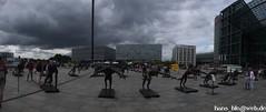DSCF6238 (hans03) Tags: berlin washingtonplatz hauptbahnhof ausstellung knstler rainer opolka
