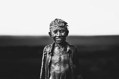 Made of mud (Hasnat Islam Rizon) Tags: muddy blackandwhite lifestyle portrait streetportrait outdoor bangladeshi bangladesh bangladeshiphotographer