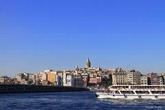 IMG_1179 (Emrem.Ergun) Tags: galata kule istanbul tour deniz mer