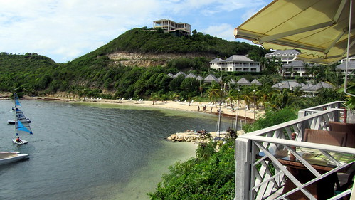 View of Nonsuch Bay Resort, Antigua