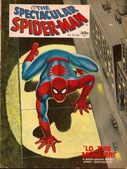 Spectacular Spider-Man Vol. 1 No. 1 (Non-Pareil 1968) (Donald Deveau) Tags: magazine spectacular spiderman comicbook marvelcomics