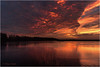 Himmelmoor - 08021518 (Klaus Kehrls) Tags: sky sonnenuntergang natur himmel moore landschaft schleswigholstein betterthangood