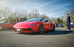 Lamborghini Gallardo LP570-4 Spyder Performante (KevHaworthPhotography) Tags: car sport super spyder preston lamborghini meet gallardo performante