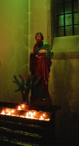St Jude at St Anselm's