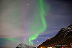 Nordlicht - Aurora borealis DSC02738 (HerryB) Tags: copyright island iceland europa europe flickr photos skandinavien fotos scandinavia reise rundreise 2015 polarlicht panoramio bechen aurora borealis heribert bechen