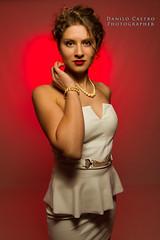 Yuliya (Danilo Castro Photographer) Tags: portrait girl book blonde ritratto ragazza fashon bionda danilocastrofotografia