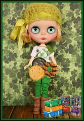 Blythe A Day March 12, 2015 Girl Scout