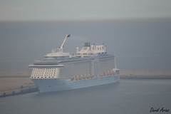 Anthem of the Seas (David Arias Prez) Tags: gijon trasatlantico musel davidarias anthemoftheseas