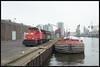 20-03-2015, Amsterdam Westhaven, DBS 6438 + Hbbillns (Koen langs de baan) Tags: amsterdam westhaven dbs cacao loods stoeltje 6438 cotterell hbbillns vlothaven