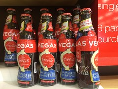 Coca-Cola Store in Las Vegas (Like_the_Grand_Canyon) Tags: city las vegas usa america us day united sin states patricks amerika paddys 2015 nevade stsaint