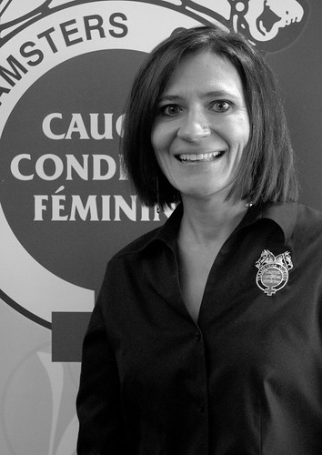 Brigitte Sottile - Présidente / President