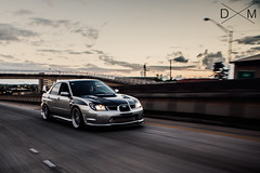 prodef elite (D.Mance) Tags: sunset canon hawaii subaru sti rolling 500hp dmance