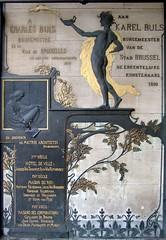 Victor Hortas memorial to Charles Buls (Mattia Camellini) Tags: art liberty arte belgium bruxelles brussel artnoveau sonydscf828 carlzeiss victorhorta mattiacamellini variosonnart2287151