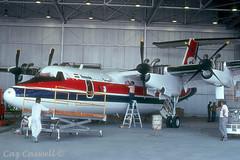 4W-ACK  DHC-7  Yemenia (caz.caswell) Tags: boeing dhc bombardier dehavilland dash7 downsview dhc7 pt6 yemenia yzd torontodownsview 4wack prattwhineycanada 4xpt6turboprops