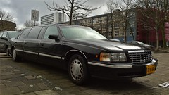 Cadillac De Ville Superior Limousine (sjoerd.wijsman) Tags: auto black holland cars netherlands car sedan de noir nederland thenetherlands delft voiture limo stretch cadillac vehicle holanda autos deville saloon import zwart paysbas schwarz limousine ville berline olanda fahrzeug niederlande zuidholland carspotting berlina cadillacdeville carspot stufenheck sidecode6 08nkbr 21032015