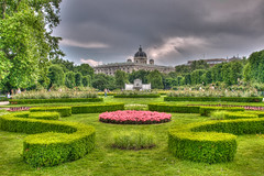 Parco (socrates197577) Tags: parco primavera nikon fiori hdr citt viennaaustria nuvoloso photomatix