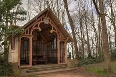 Prs de la chapelle Notre-Dame de Grce de Honfleur (Flacape29) Tags: notredame honfleur chapelle hdr intrieur grce