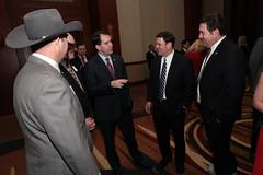 Scott Walker, Doug Ducey & Mark Brnovich (Gage Skidmore) Tags: arizona industry wisconsin scott commerce doug governor walker chamber series leadership luncheon ducey