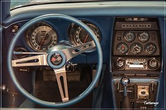 Chevrolet Corvette (Tartarugo) Tags: winter españa chevrolet car del march spain automobile pentax voiture galicia coche salon invierno dashboard friday corvette salidas marzo vigo k5 automovil iis viernes salpicadero 2015 tartarugo