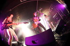 感覚ピエロ (ウノマサキ) Tags: rock live band fisheye livehouse livephotography soundrise 浜松force live×life 感覚ピエロ