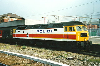 Virgin Trains Class 47/8 47829 - Stockport