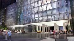 Проект небоскеба Wanda Vista Tower в Чикаго от Gang Architects