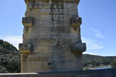 Pont du Gard, microviews, prs de Nmes et Avignon (lacafferata) Tags: archaeology stone nikon roman aqueduct pont romanruins d7100