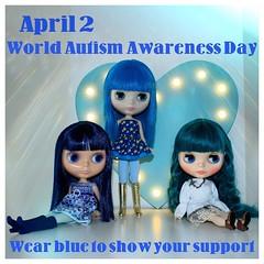 World Autism Awareness Day 2015