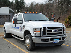 New York State Department of Homeland Security (zamboni-man) Tags: blue red white 3 black ford fire amber code saratoga tahoe police chevy albany pierce signal ems federal kme whelen schenedity
