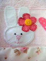 Toalhinha (Arte de Unir Retalhos) Tags: bebe bebê toalha patchwork applique aplique toalhinha