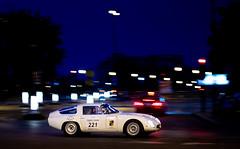 Nightrun - Alfa Romeo TZ1 (misterokz) Tags: paris classic rally exotic alfa romeo supercar tz1 tourauto misterokz