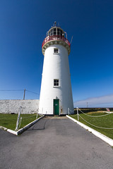 Loop Head Lighthouse (Strangelove 1981) Tags: loophead lighthouse clare coclare countyclare ireland banner county irish nature wildatlanticway tourist travel scenic scenery