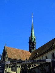 Mnster Konstanz  Zweiter Turm im Osten (eagle1effi) Tags: lake kathedrale bodensee konstanz mnster basilika constanz