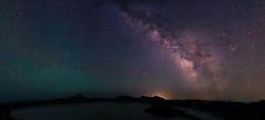 Milkyway Over Crater Lake National Park (ardeepdas@gmail.com) Tags: nightphotography craterlakenationalpark oregon milkyway galaxy nightsky canon lake astrophotography night