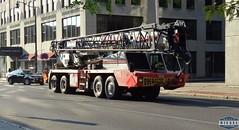 Link-Belt Crane (Daily Diesel Dose) Tags: crane linkbelt cranes truck