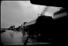 Environs de Gteborg - Sude (aRGeNTiC yeaRS) Tags: road rain truck gteborg europe photographie pluie route camion trafic sude didierhubert didierhubertphotographe