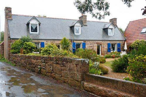 Maison bretonne à Ploumanac'h
